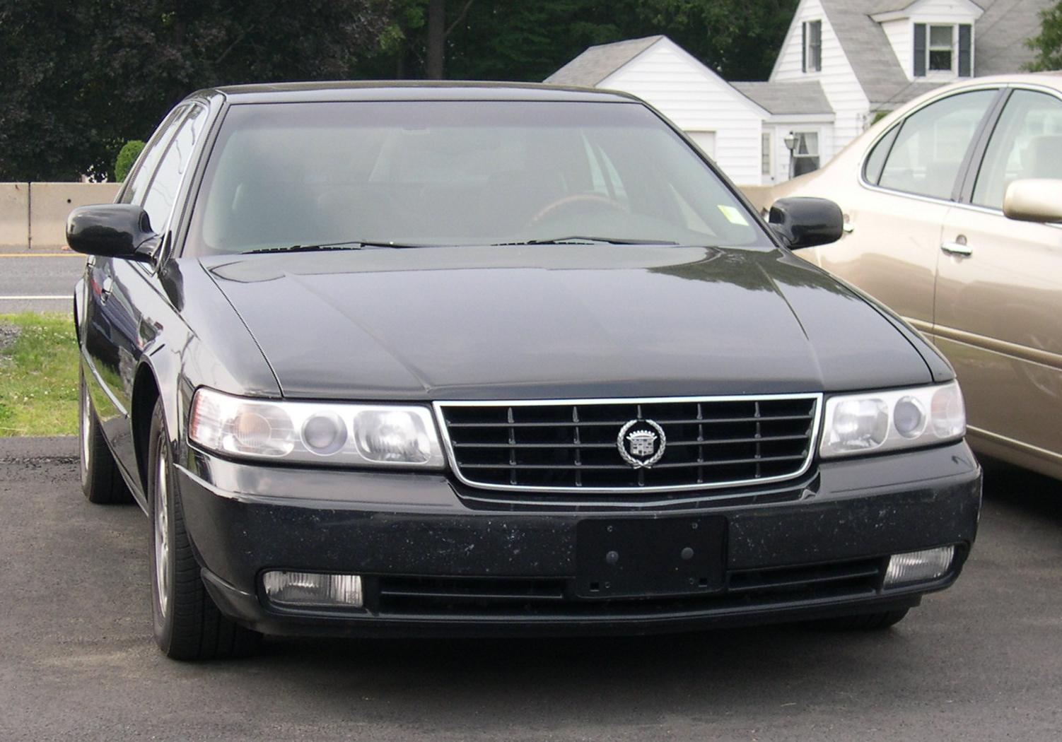 2000 Cadillac Seville - Information and photos - ZombieDrive