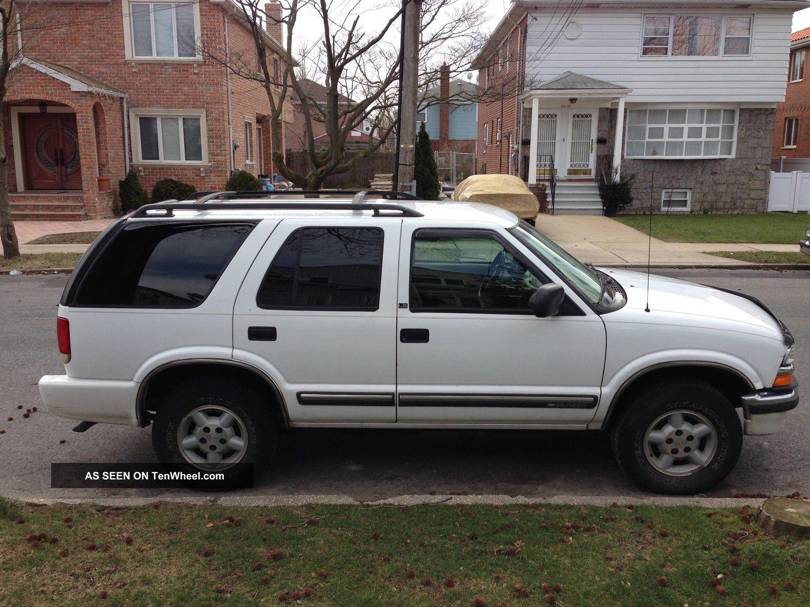 2000 Chevrolet Blazer - Information and photos - ZombieDrive