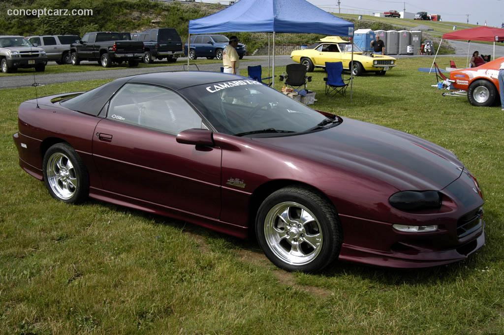 2000 Chevrolet Camaro - Information and photos - ZombieDrive