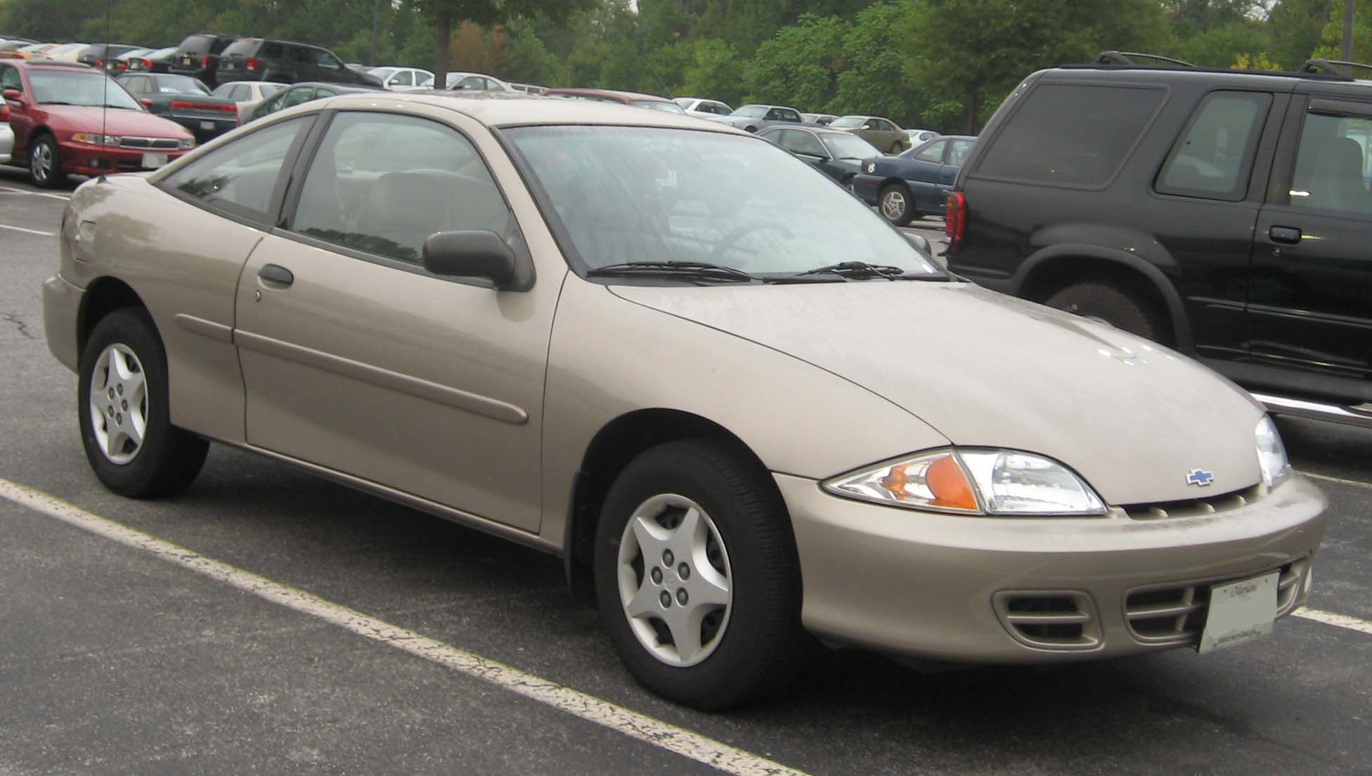 2000 Chevrolet Cavalier - Information and photos - ZombieDrive