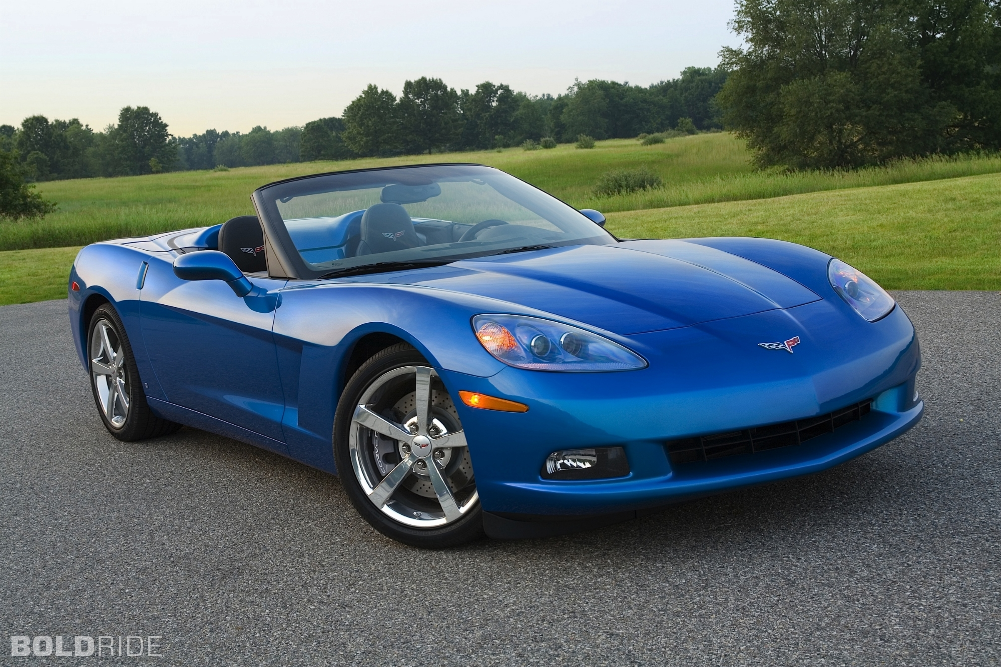 2000 Chevrolet Corvette - Information and photos - ZombieDrive