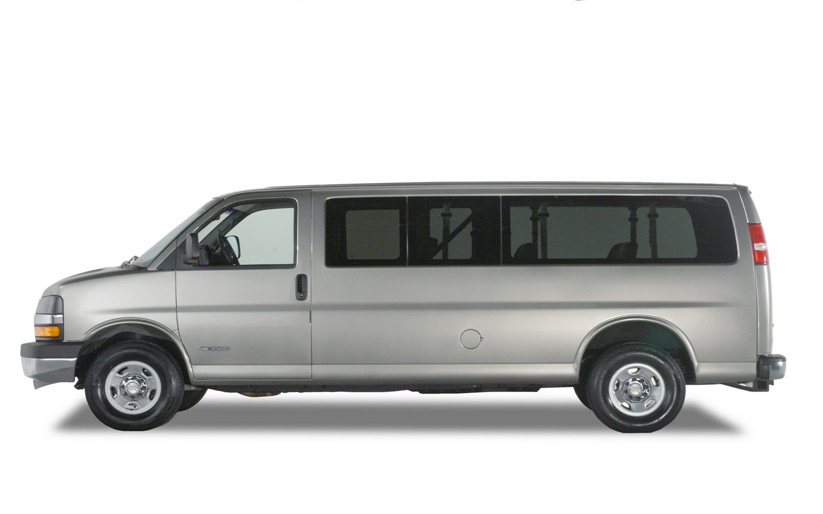 2000 Chevrolet Express Image 4