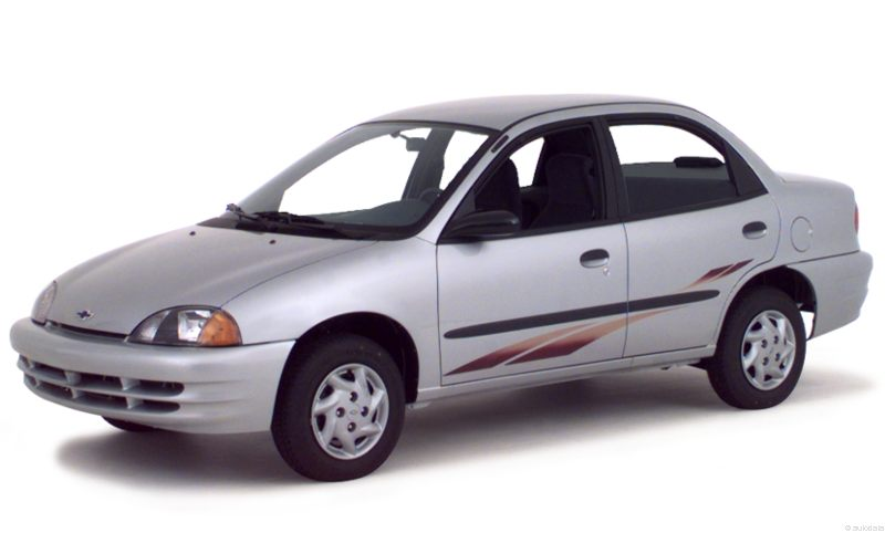 2000 Chevrolet Metro Information And Photos Zombiedrive