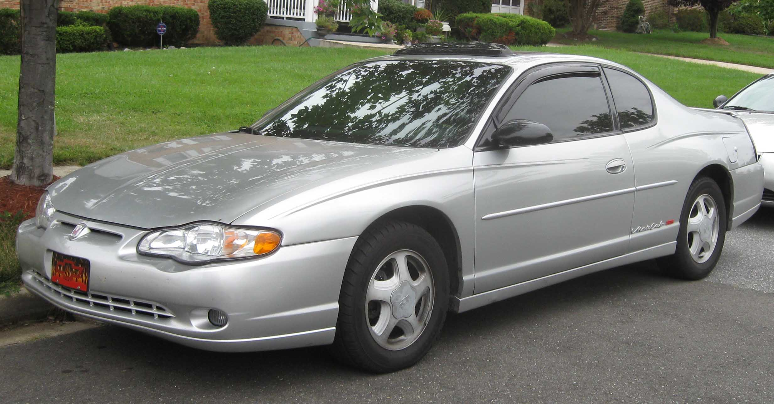 2000 Chevrolet Monte Carlo - Information and photos - ZombieDrive