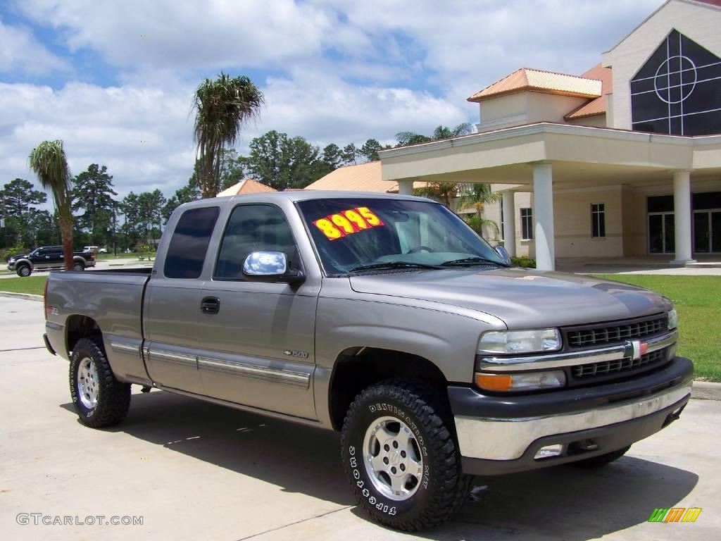 2000 chevrolet silverado 1500 repair manual
