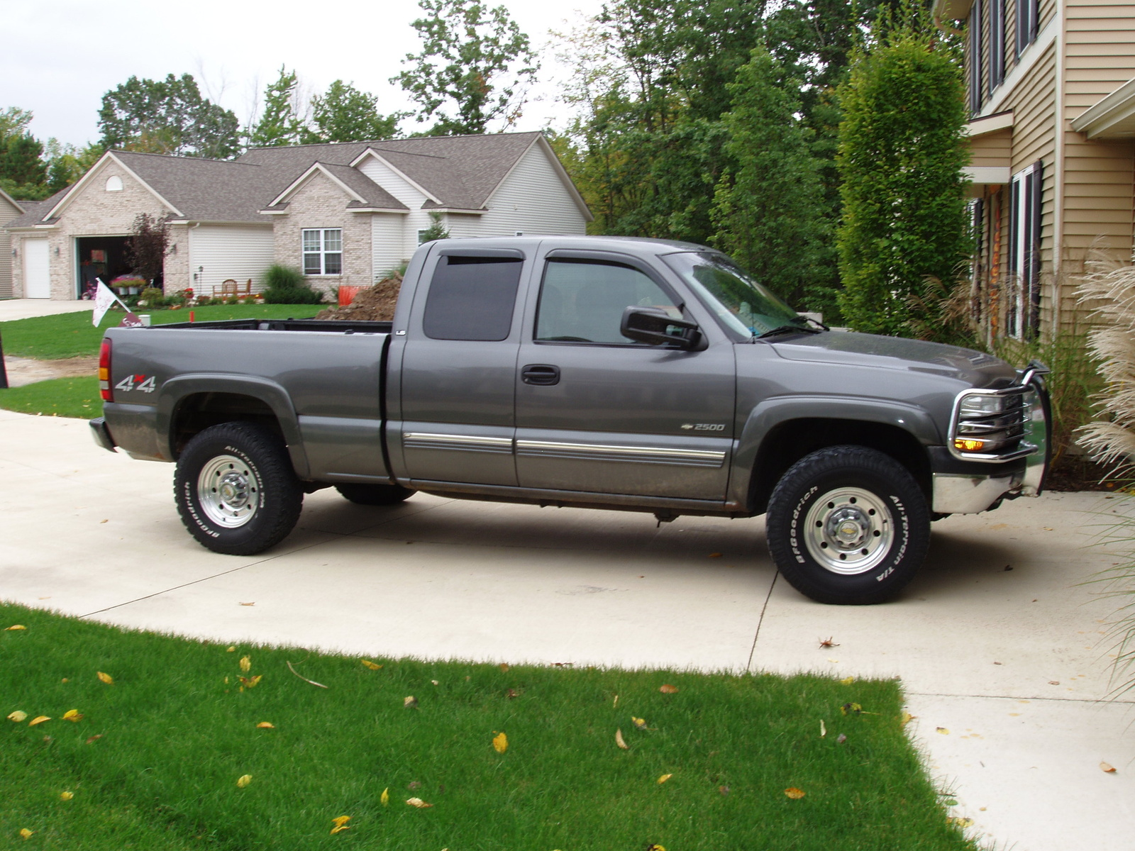 El Paso Gmc Parts >> 2000 Chevy 2500hd Z71 | Upcomingcarshq.com