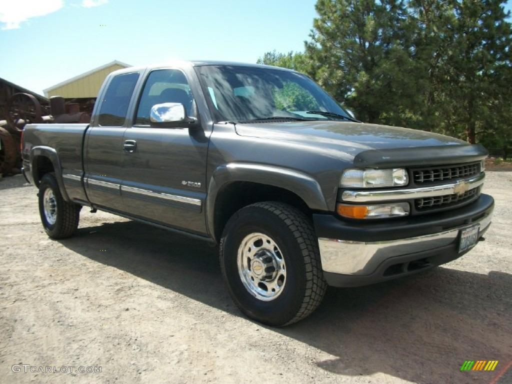 Lifted Chevy Trucks For Sale >> 2000 CHEVROLET SILVERADO 2500 - Image #9