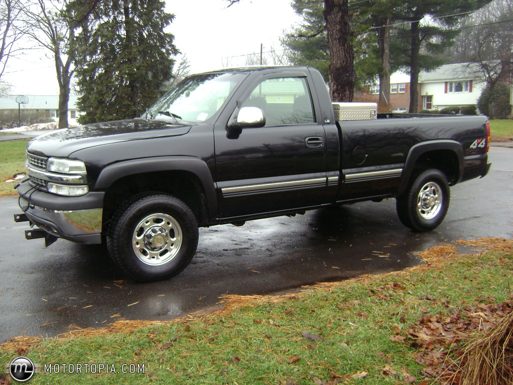 2000 chevrolet silverado 2500 hd extended cab kelley autos post. Black Bedroom Furniture Sets. Home Design Ideas