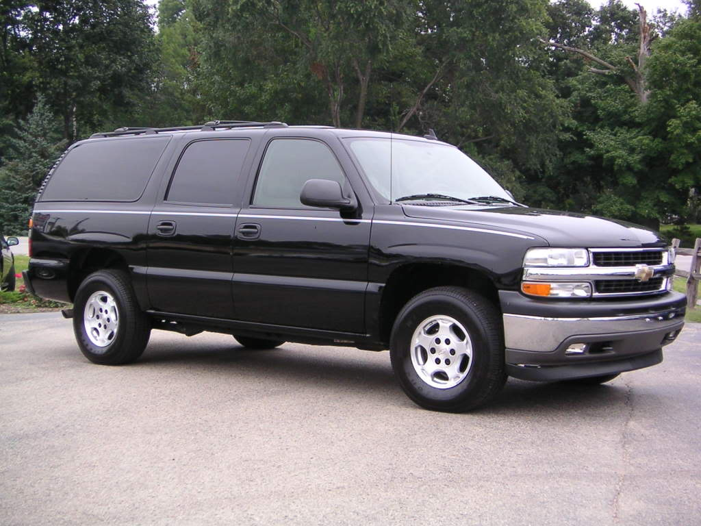 2000 chevrolet suburban information and photos zombiedrive. Black Bedroom Furniture Sets. Home Design Ideas