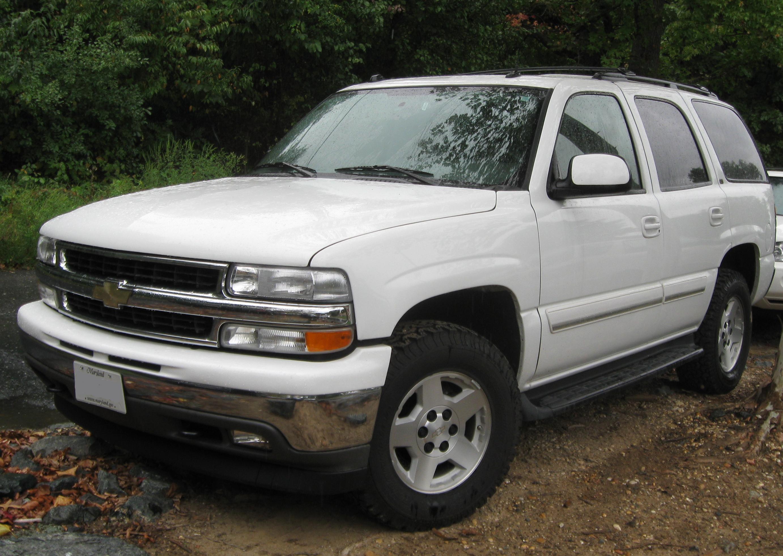 2000 Chevrolet Tahoe Image 9