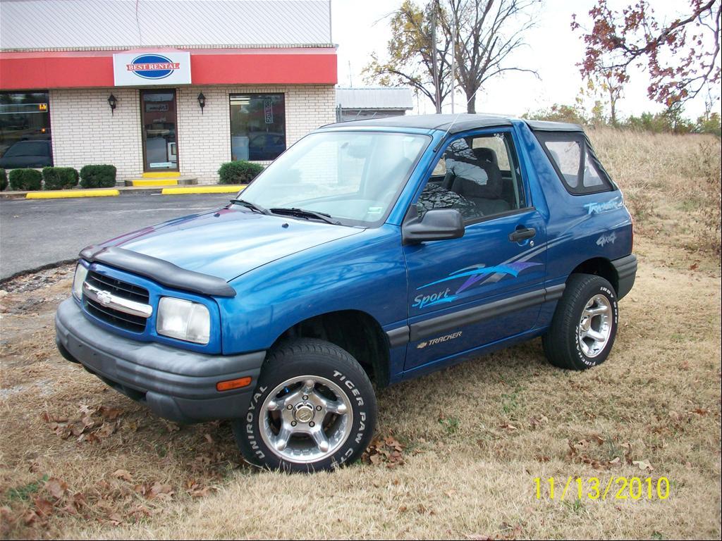 2000 Chevrolet Tracker #9 Chevrolet Tracker #9