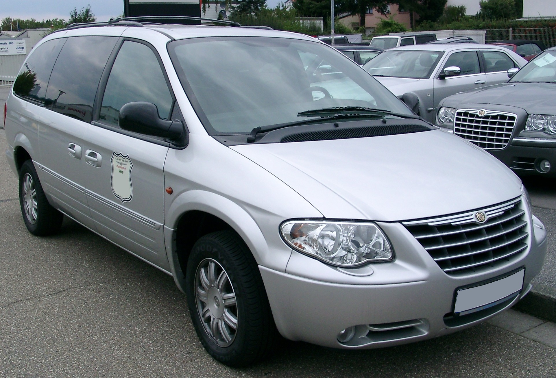 chrysler voyager 2000 - photo #34