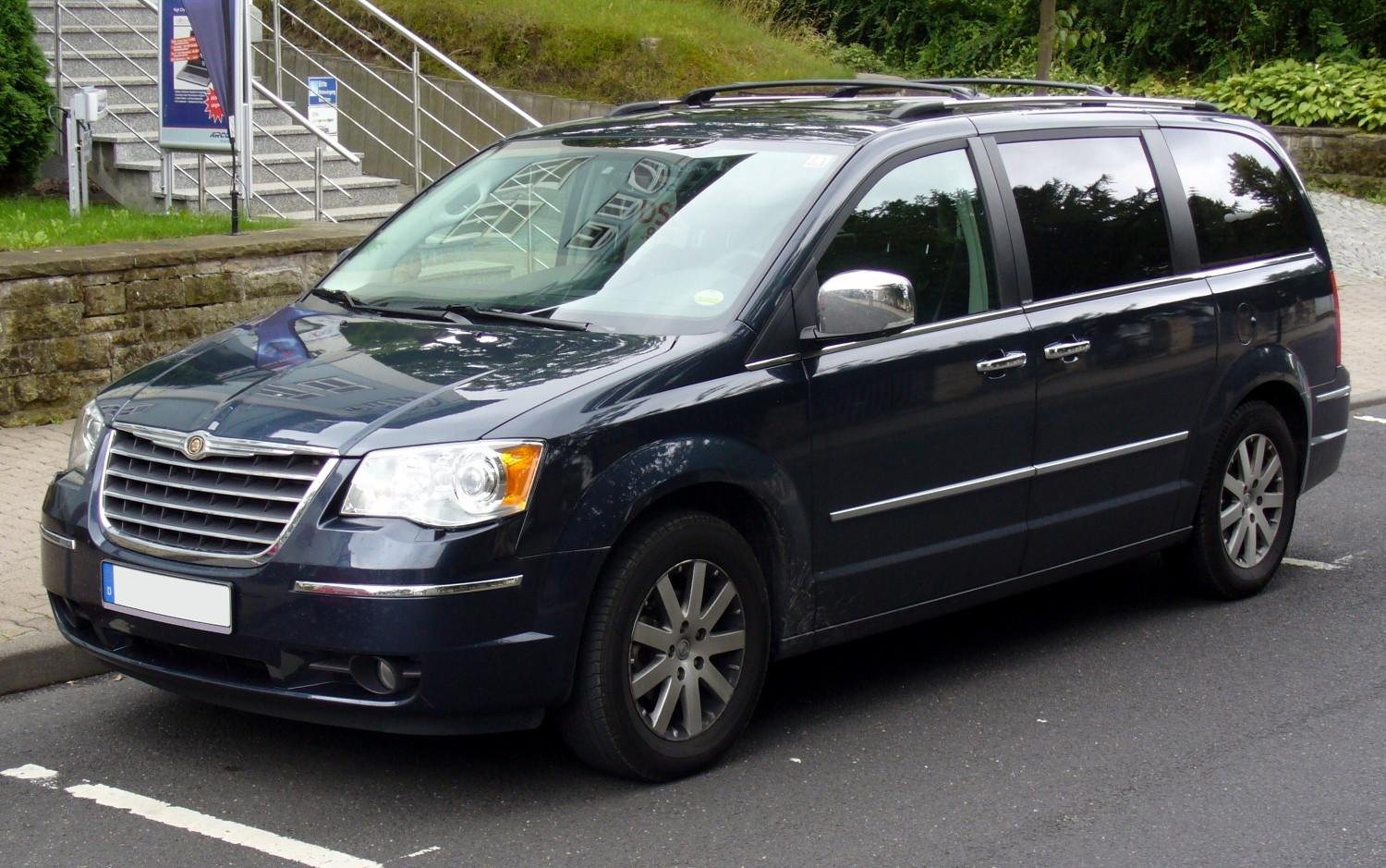 Chrysler Grand Voyager #9