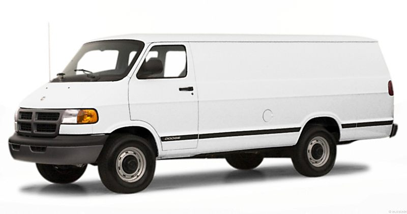 2000 Dodge Ram Van - Information and photos - Zomb Drive