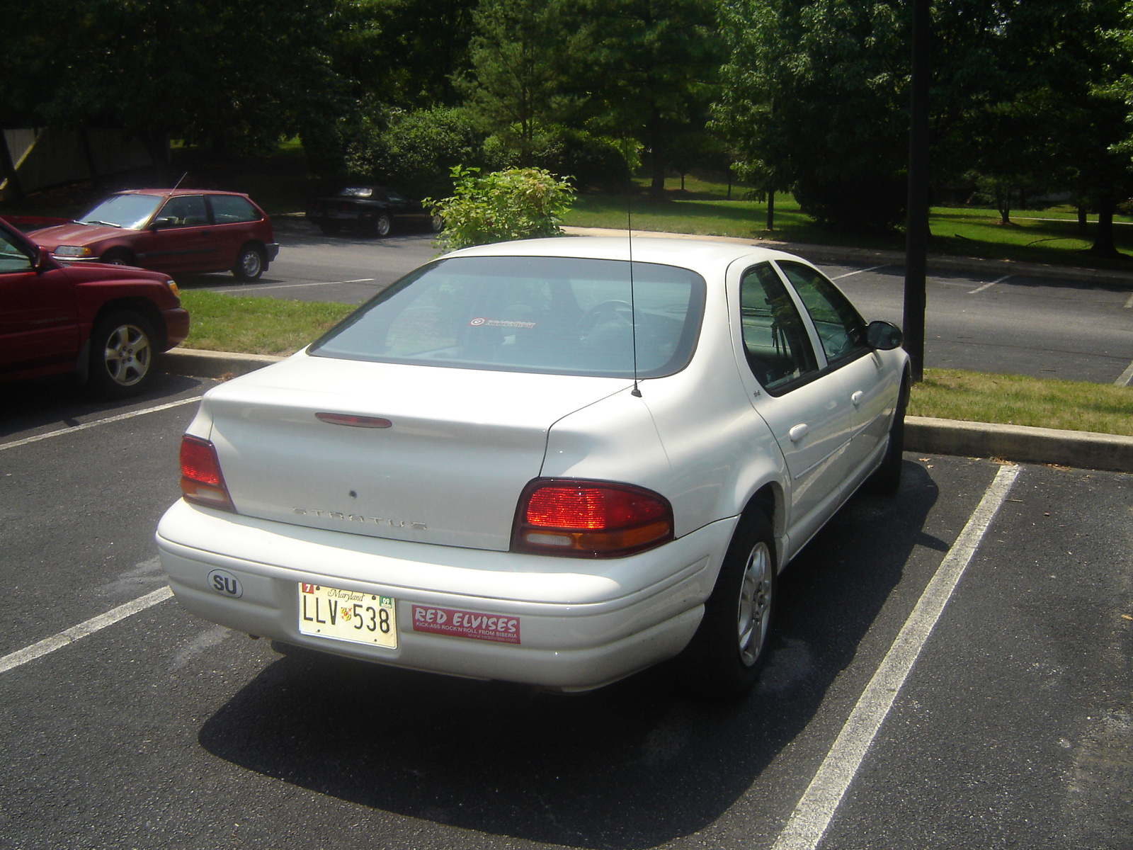 dodge stratus 12. Cars Review. Best American Auto & Cars Review