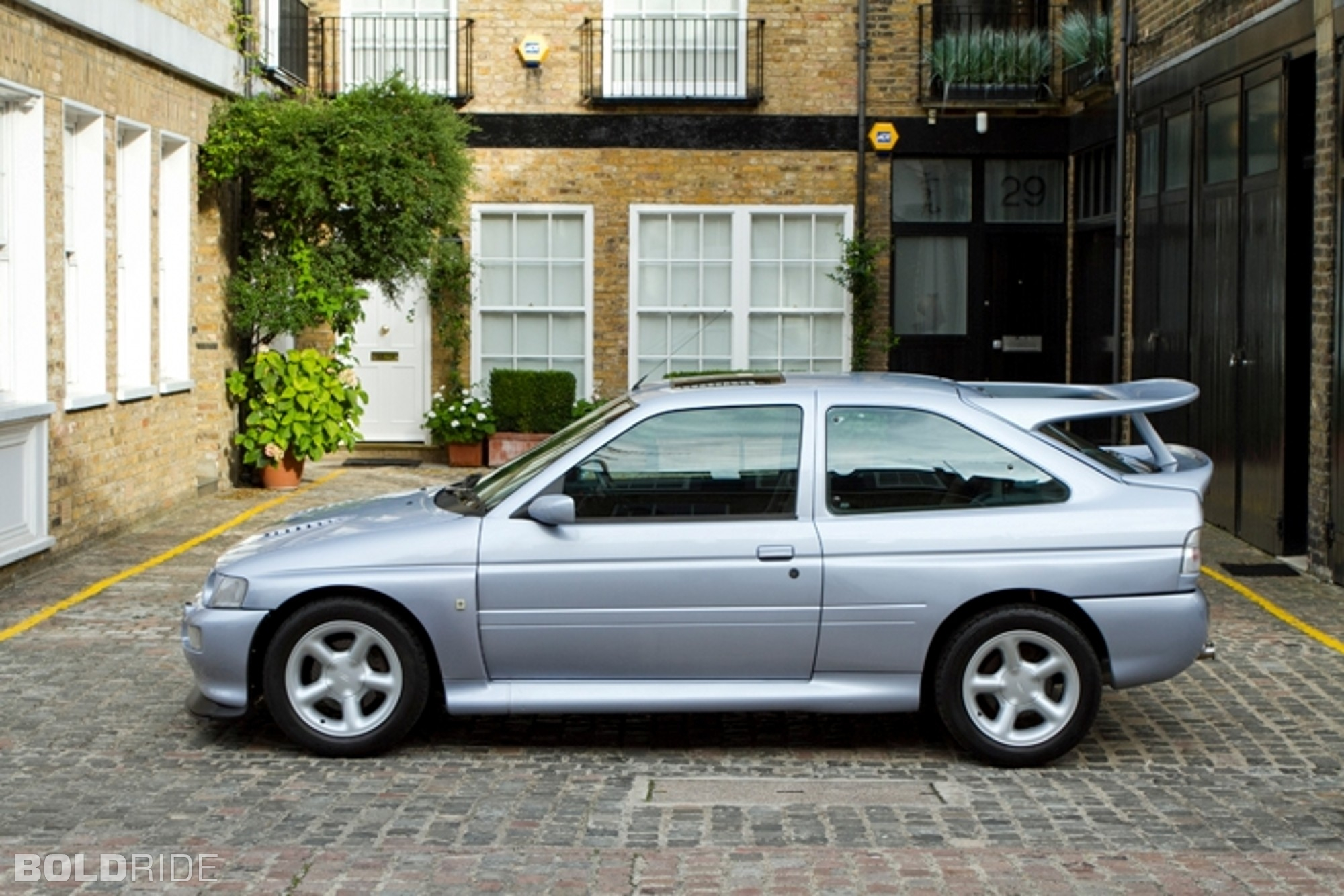 2000 ford escort image 4