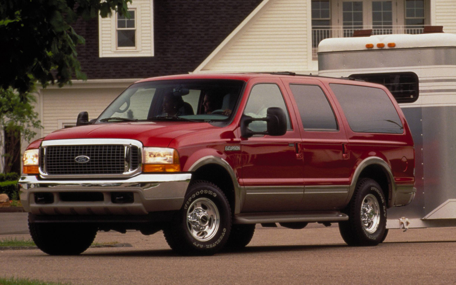 Ford Excursion #7