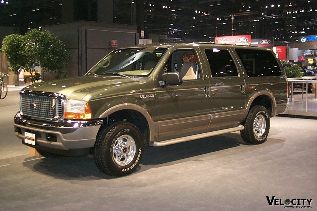 2000 Ford Excursion Image 10
