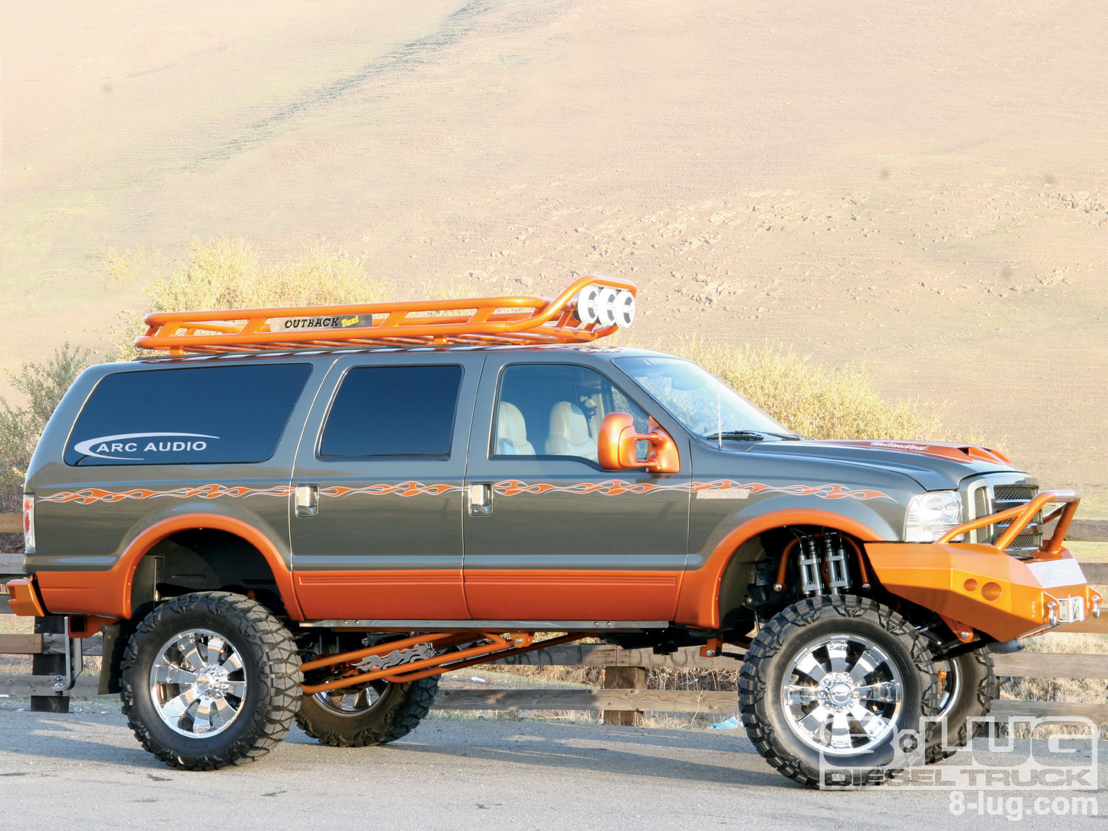 Ford Excursion #4