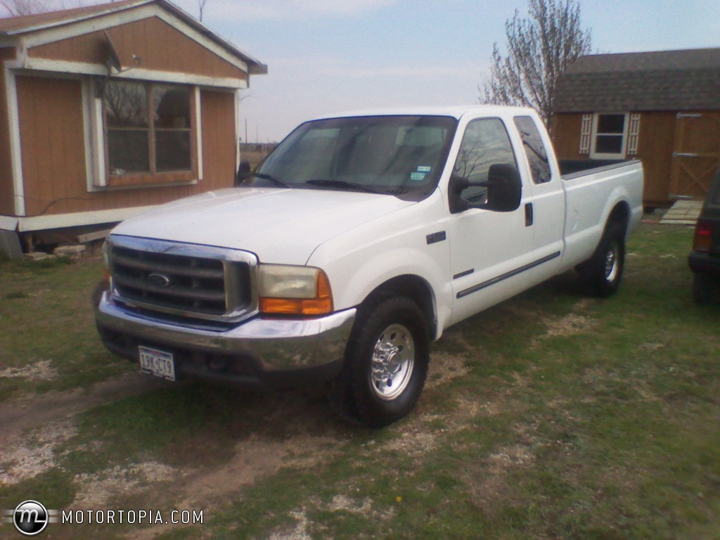 Ford F-250 Super Duty #14