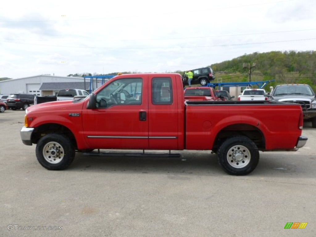 Ford f 250 super duty 8