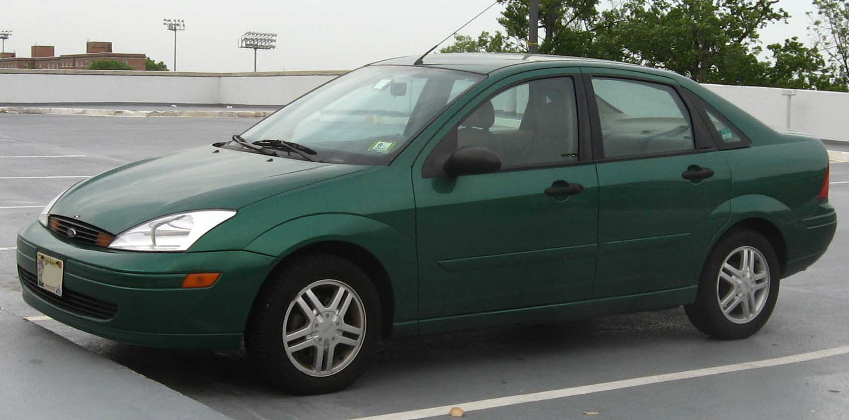 2000 ford focus image 2