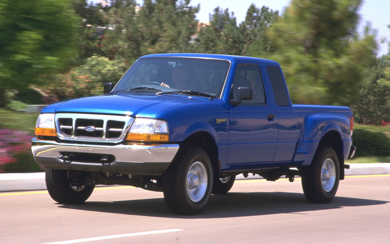 Used Diesel Trucks >> 2000 FORD RANGER - Image #10