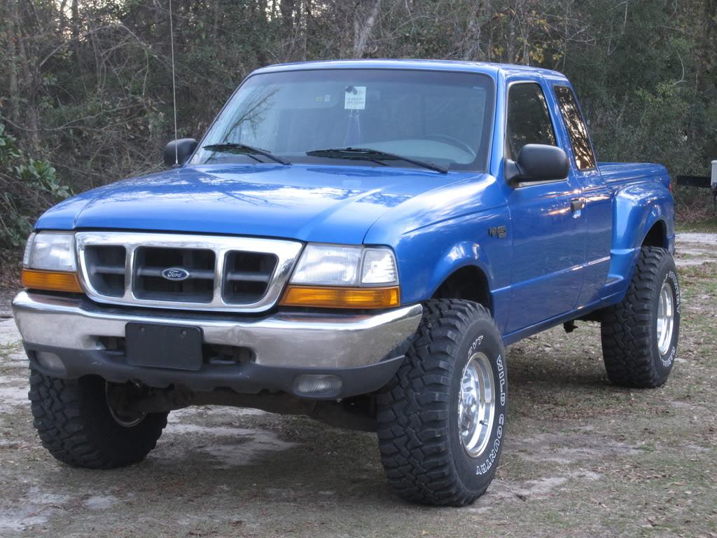 2000 Ford Ranger Image 8