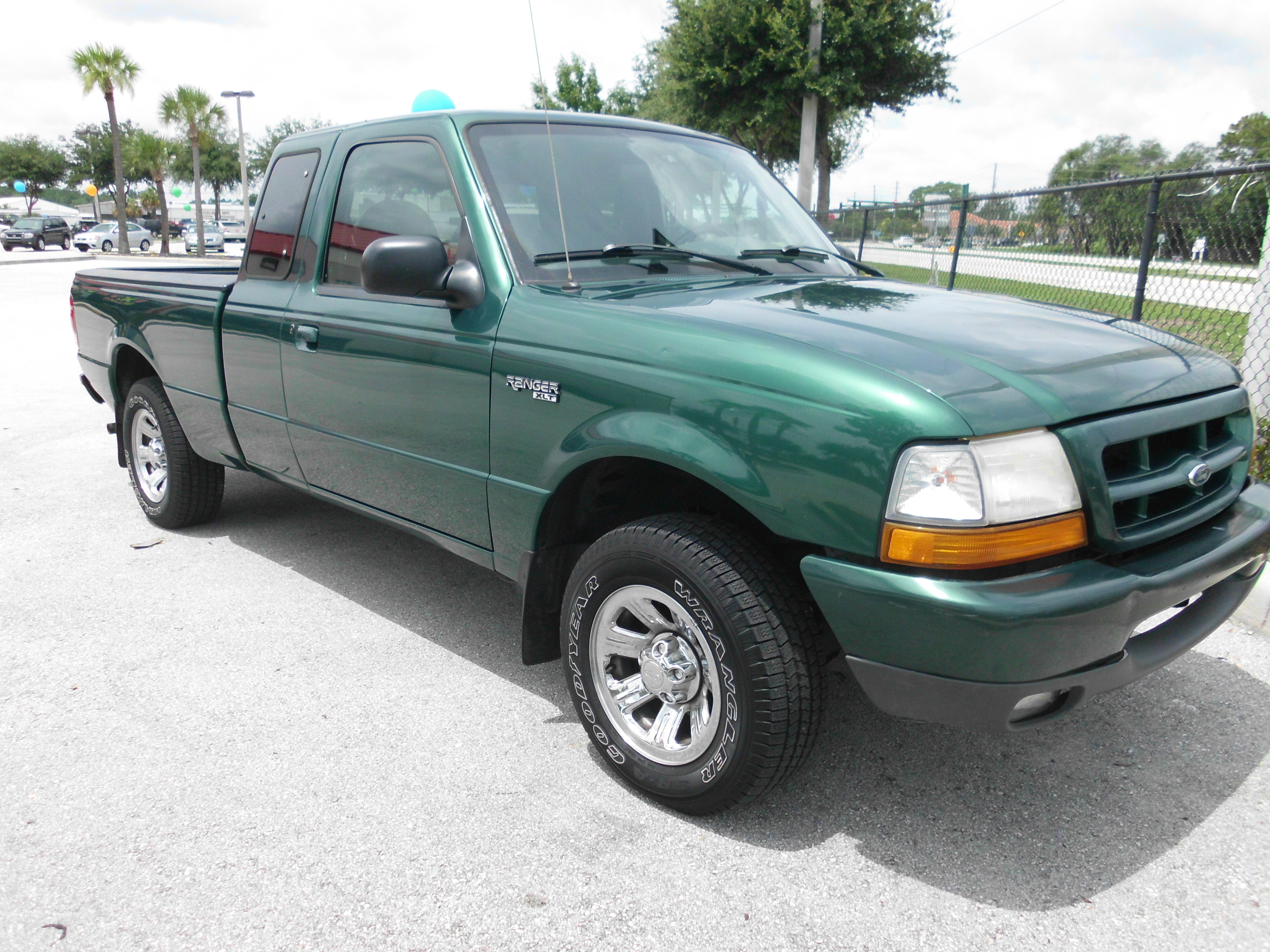 2000 Ford Ranger Information And Photos Zombiedrive