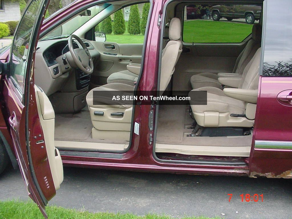 2000 Ford Windstar