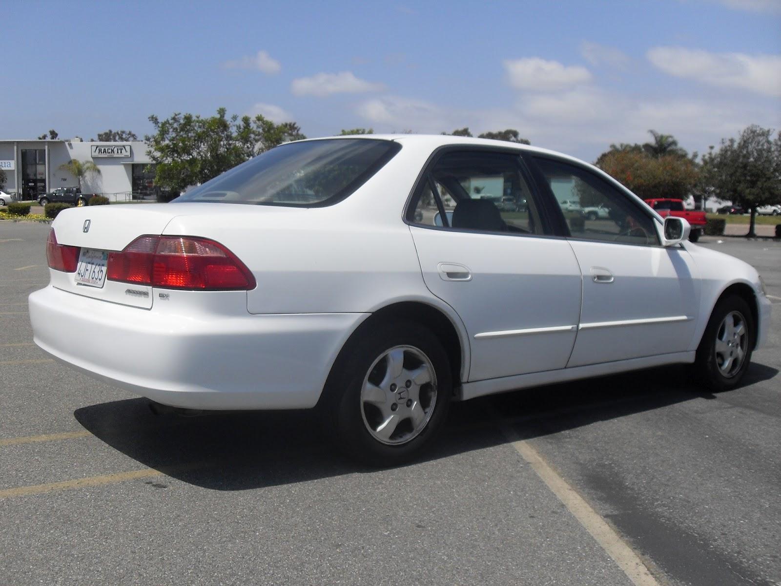 2000 Honda Accord #9 Honda Accord #9