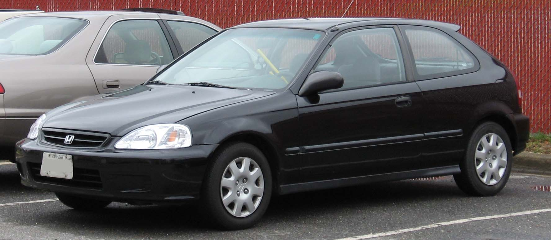 2000 Honda Civic #21 Honda Civic #21