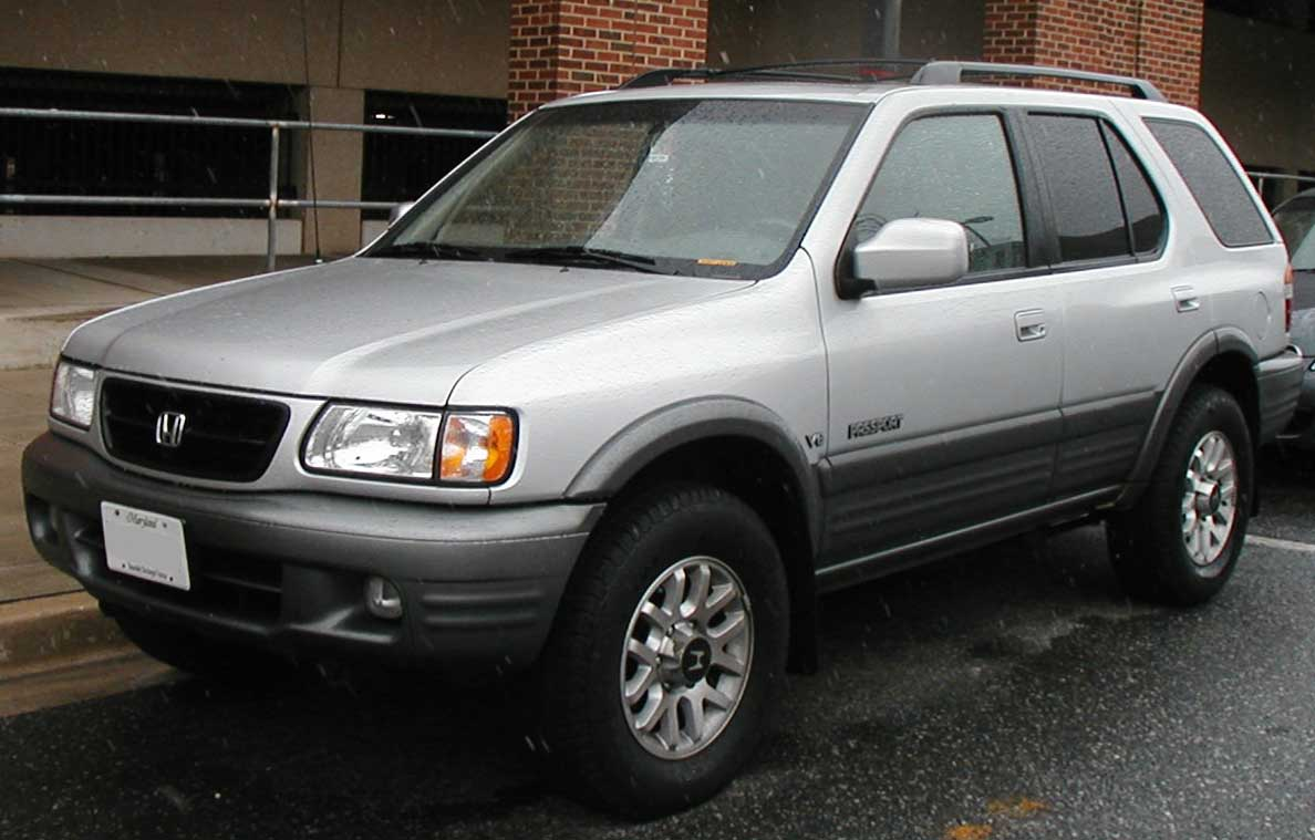 Honda Passport #11