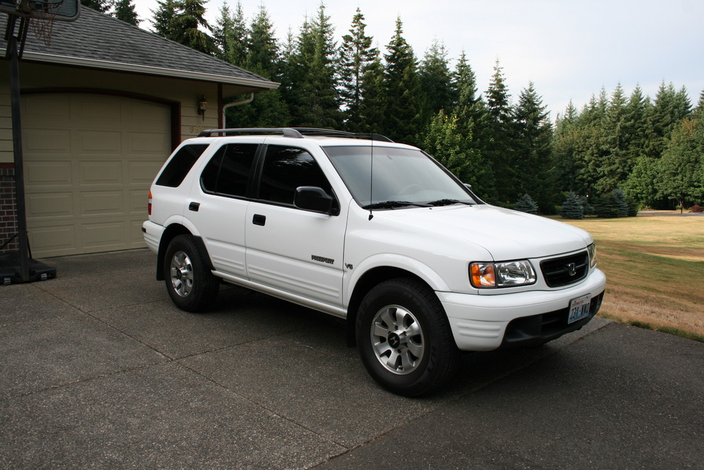 Honda Passport #17