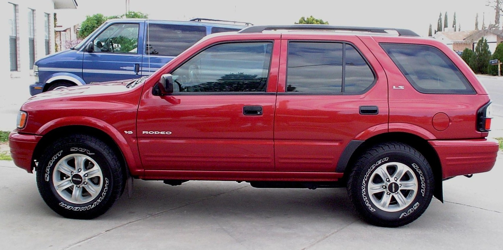Isuzu Rodeo #3