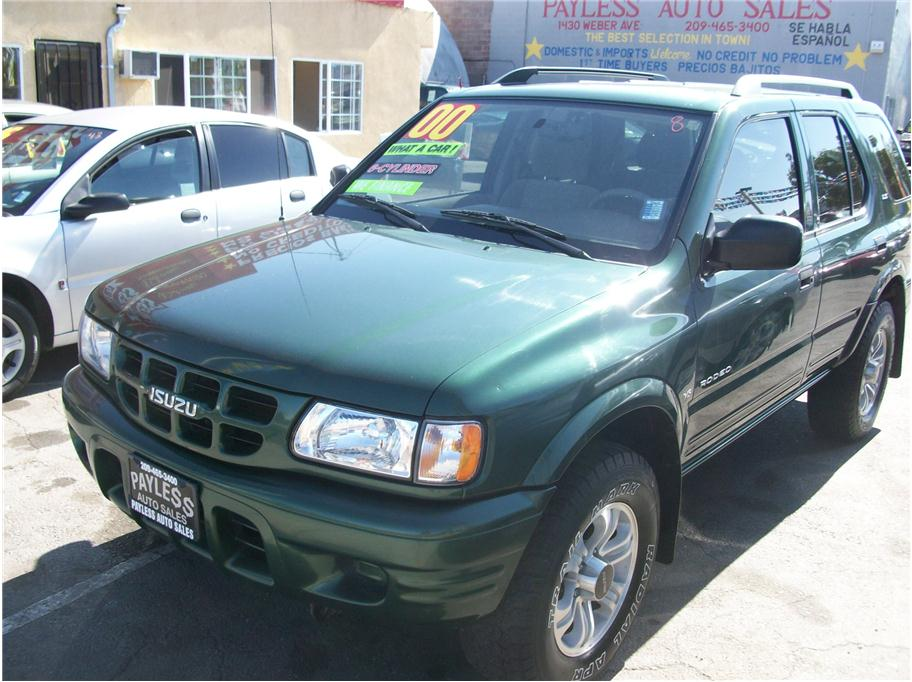 Isuzu Rodeo #9