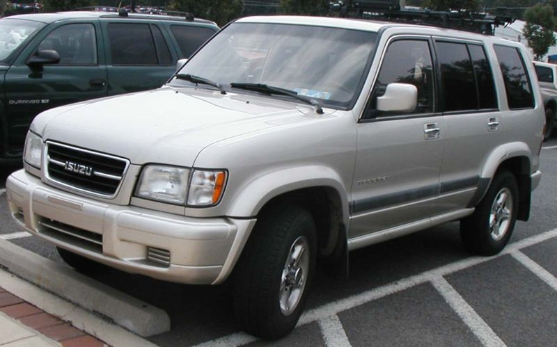 Isuzu Trooper #11