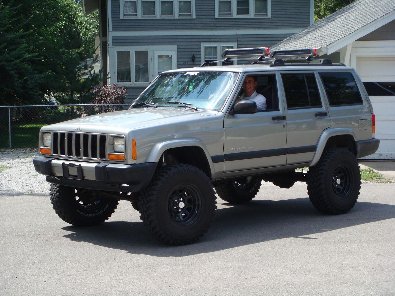 1998 Jeep Cherokee Xj >> 2000 Jeep Cherokee - Information and photos - ZombieDrive