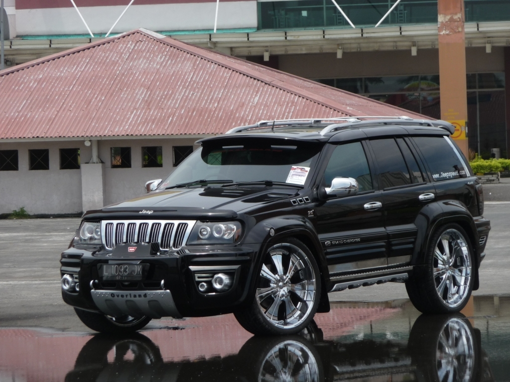 2000 Jeep Grand Cherokee Image 18