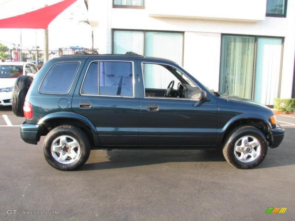 2000 Kia Sportage 4