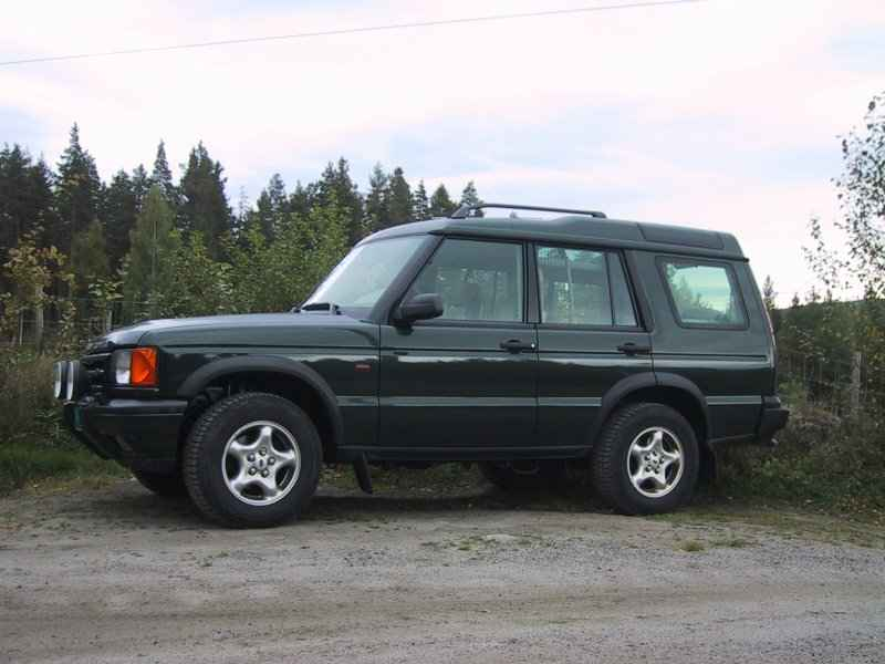 Land Rover Discovery Series II #6