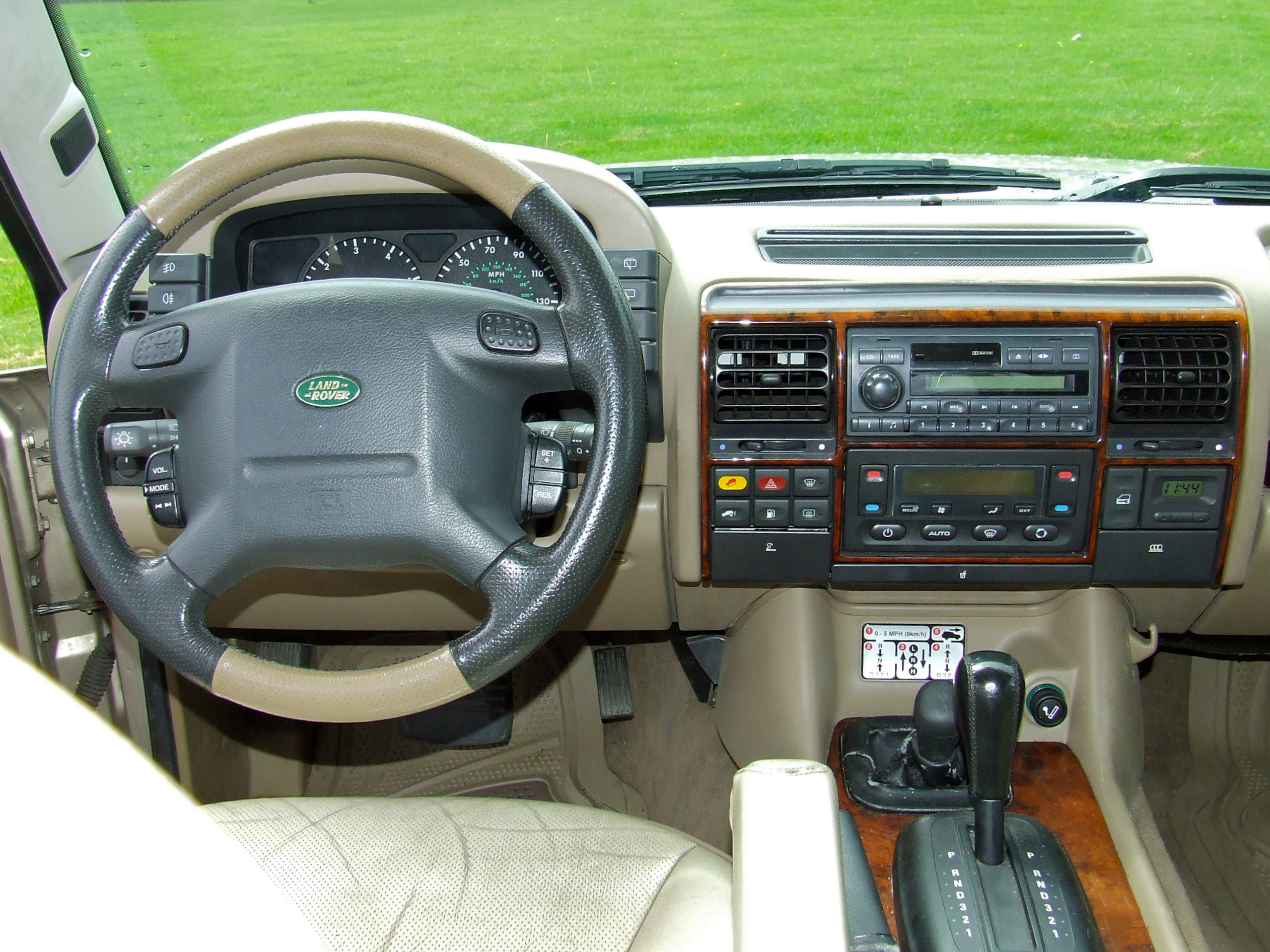 Land Rover Discovery Series II #3