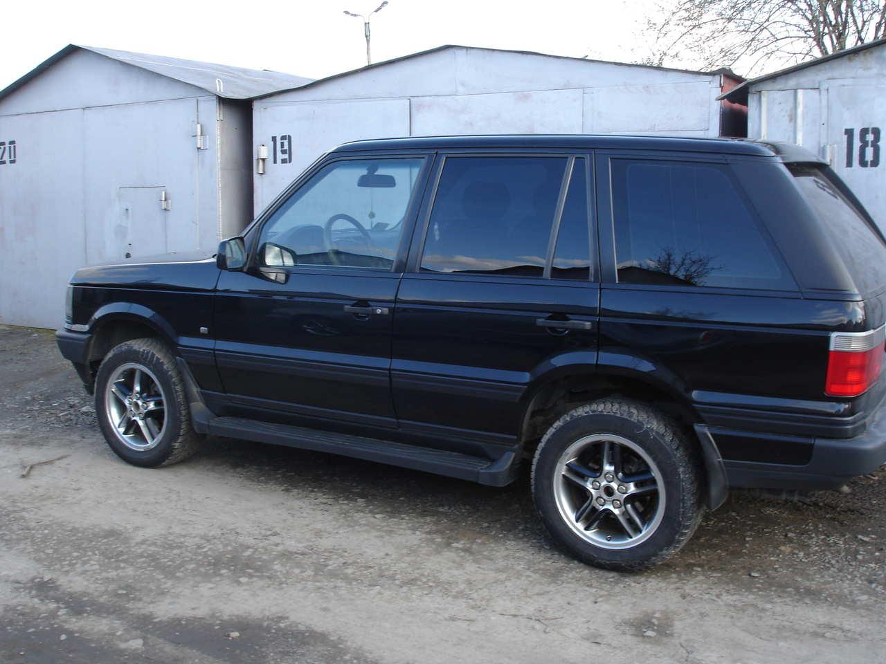 2000 Land Rover Range Rover Image 4