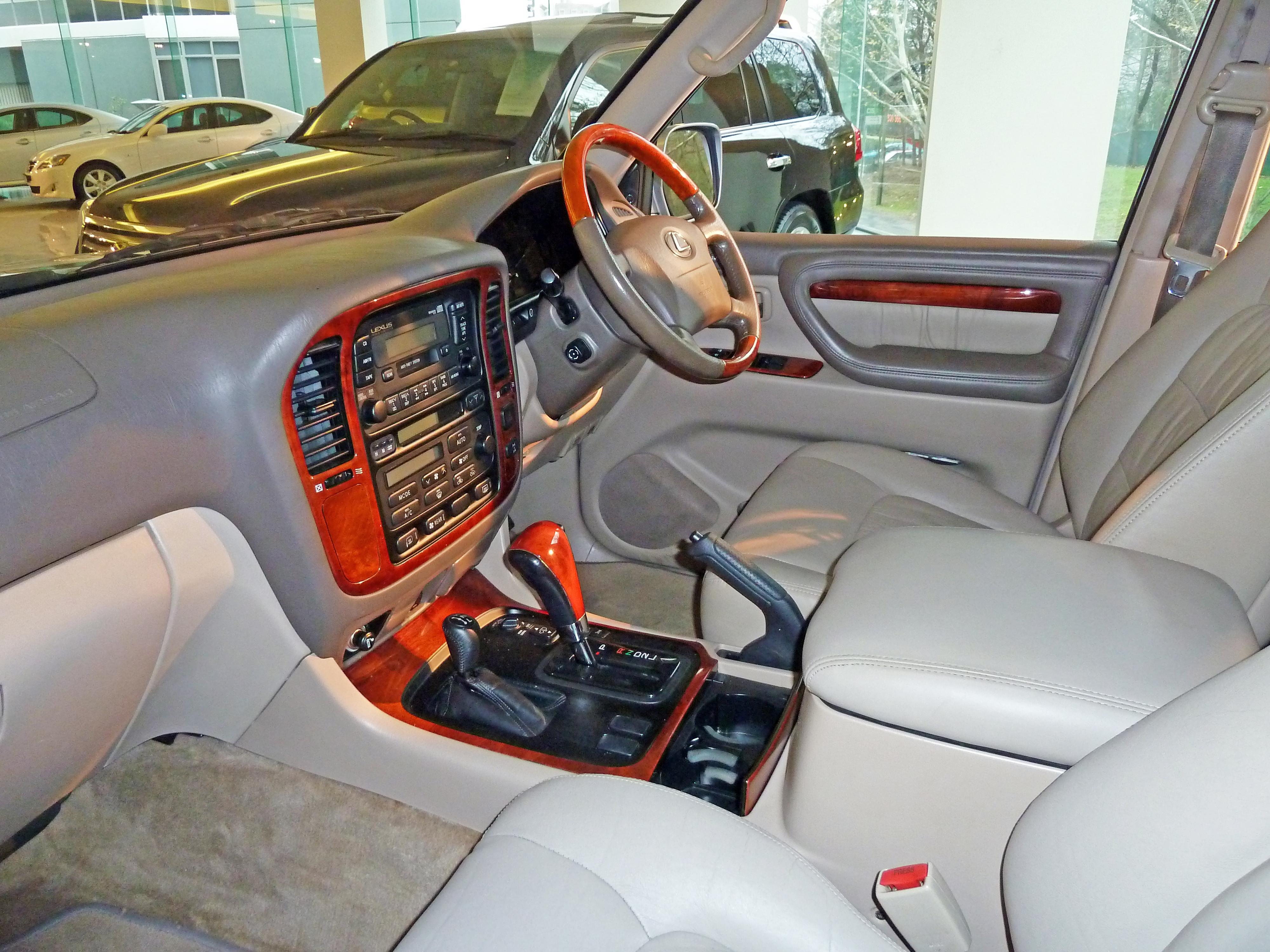 2000 Lexus LX 470 #6 Lexus LX 470 #6