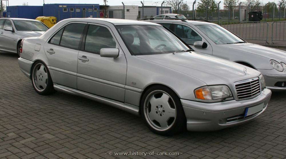 2000 mercedes benz c43 amg image 6 for Mercedes benz 2000 models