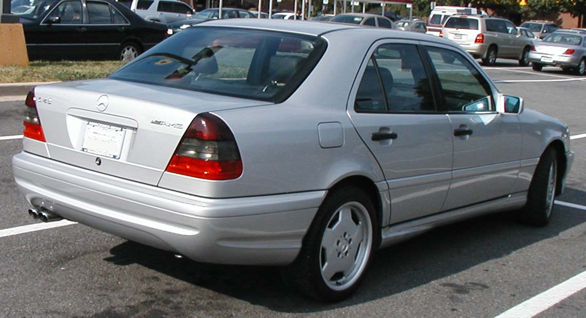 2000 Mercedes Benz C43 Amg Information And Photos
