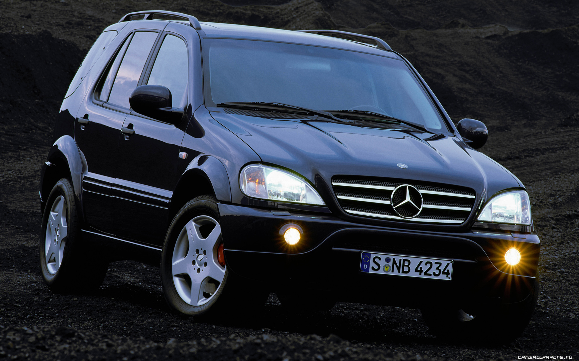 Mercedes-Benz ML55 AMG #3