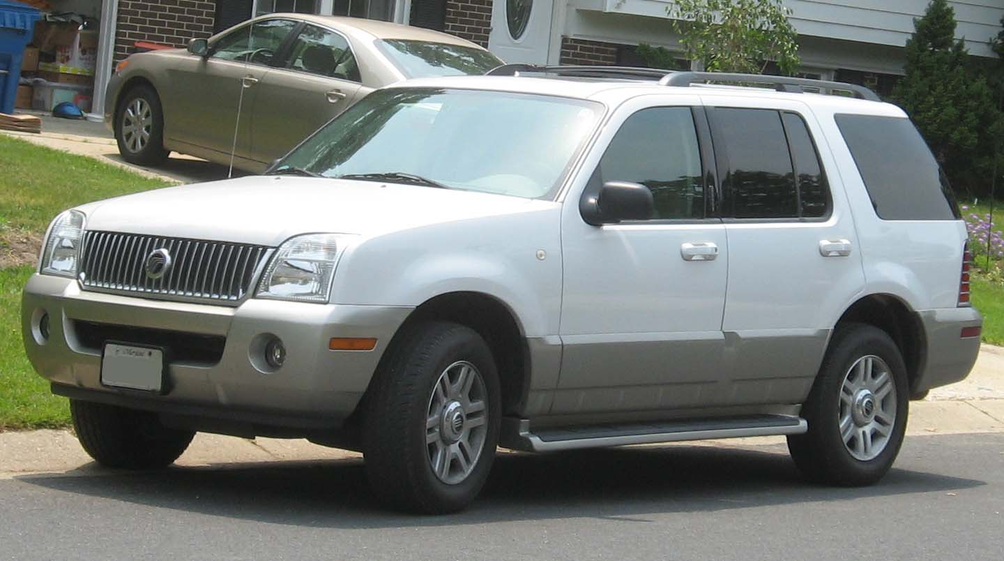 Mercury Mountaineer #13