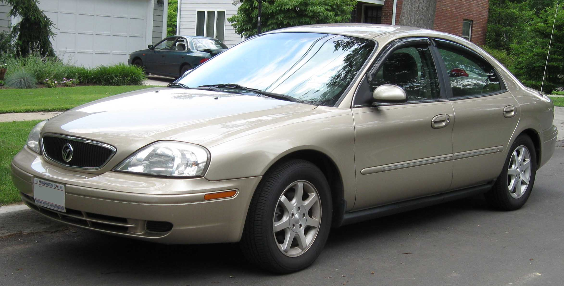 2000 Mercury Sable Information And Photos Zombiedrive 2001 Gmc Yukon Xl Engine Diagram 13