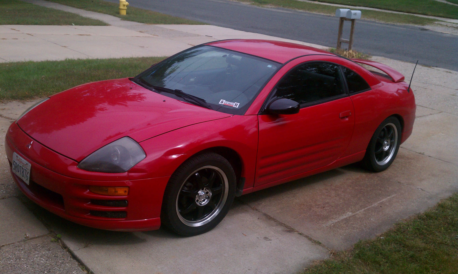 2000 mitsubishi eclipse manual